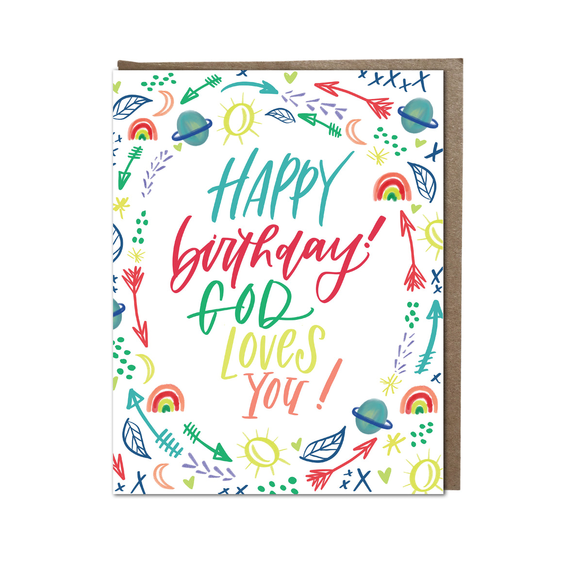 Happy Birthday (Kids) card