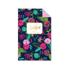 Midnight Floral Notebook