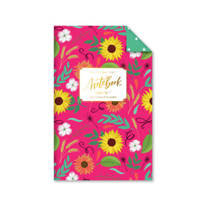 Cultivate Floral Notebook