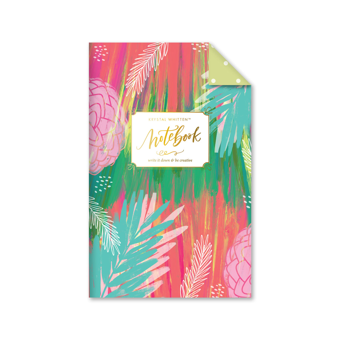 Graceful Palm Notebook