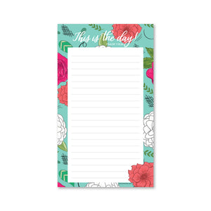 """This Is The Day""  Notepad"