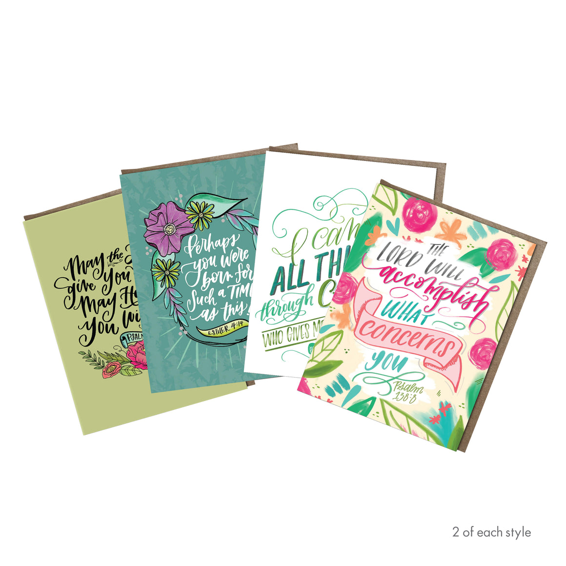 Encouragement Cards Box Set