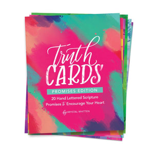 Truth Cards Promises Edition