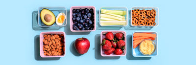 Back to School: 3 Healthy Lunchbox Ideas for Both Kids and Adults