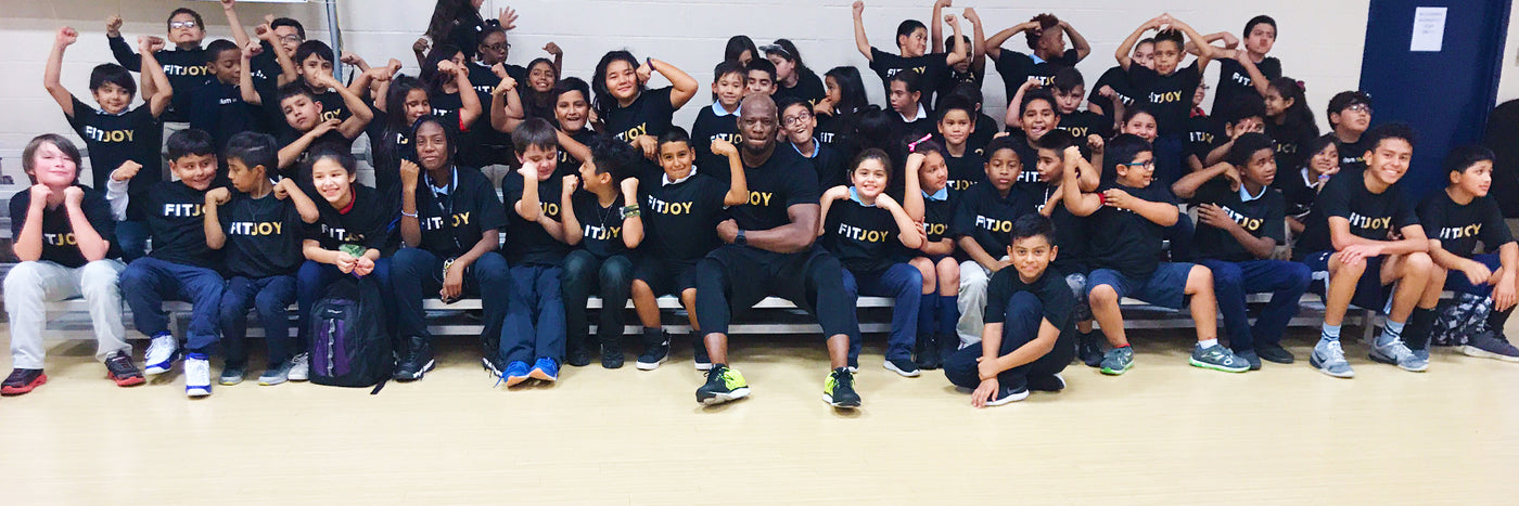 FitJoy and Boys and Girls Club of America