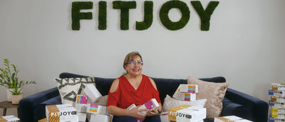 Have you met FitJoy's office mom yet? She's FABULOUS