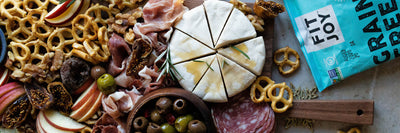 4 Steps to a Holiday Charcuterie Board