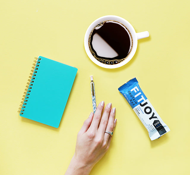 Fit Joy Protein Bar - Nutrition Bars