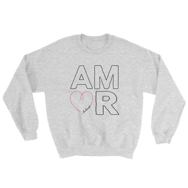 LOVE Adult Sweatshirt