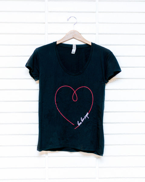 Women's Boo Boo Heart Tee