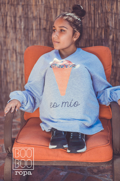Es Mío Adult Sweatshirt