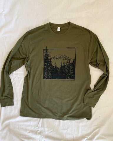 Mt. Adams long sleeve