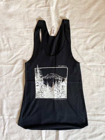 Mt. Adams women's tank -oops