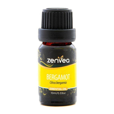 Zenvea Bergamot Essential Oil