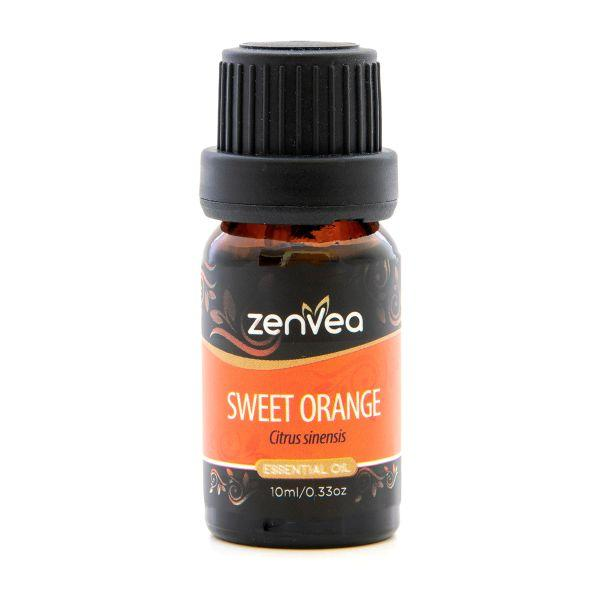 Zenvea Sweet Orange Essential Oil
