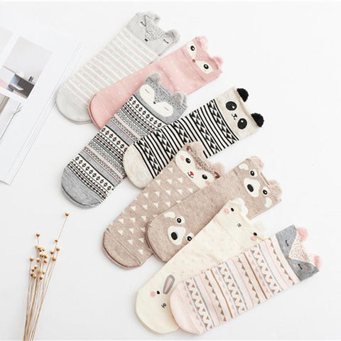 Cute Animal Socks