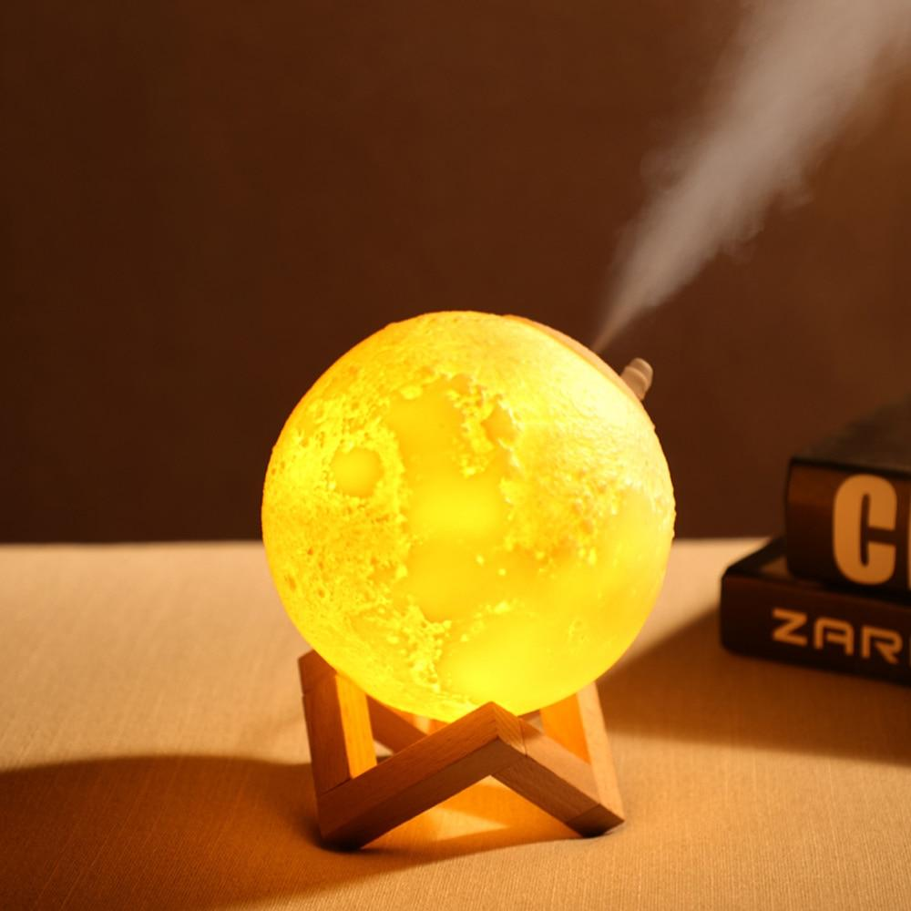 880ML Moon USB Aromatherapy Diffuser