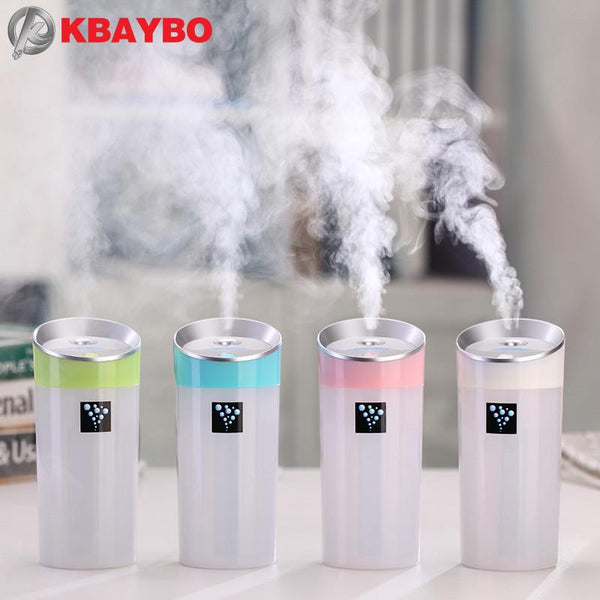 300ML Portable USB Humidifier/Diffuser