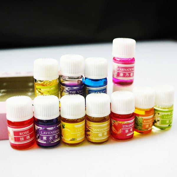 Starter 12pc 3ml Bottles - Fragrance Essential Oil Pack - $10.99 Special