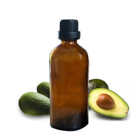 Pure Organic Avocado Oil - 100ml
