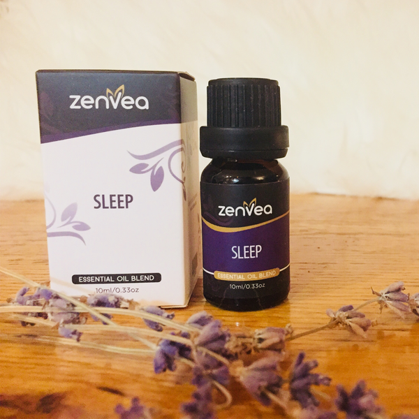 Zenvea Sleep Blend Essential Oil