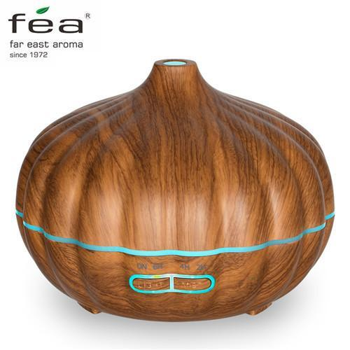 550ml Wood Grain Cool Mist Diffuser