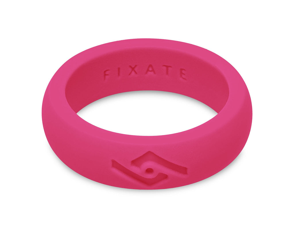 Women\'s Silicone Wedding Rings – Fixate Designs
