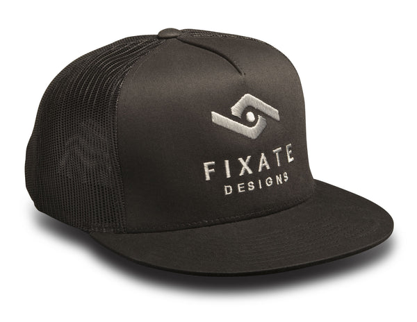 Fixate Designs original trucker hat