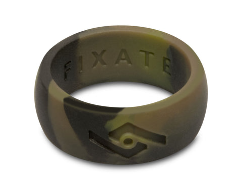 FX8 Men's Silicone Ring  | Camo