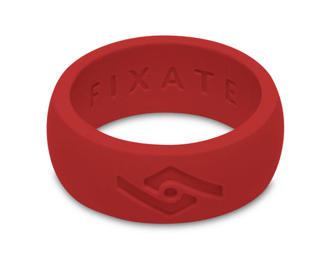 FX8 Men's Silicone Ring  | Cardinal