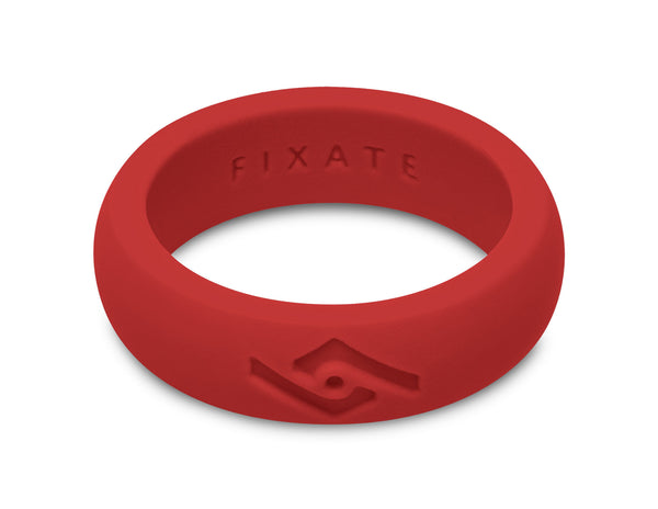 FX8 Women's Silicone Ring | Cardinal