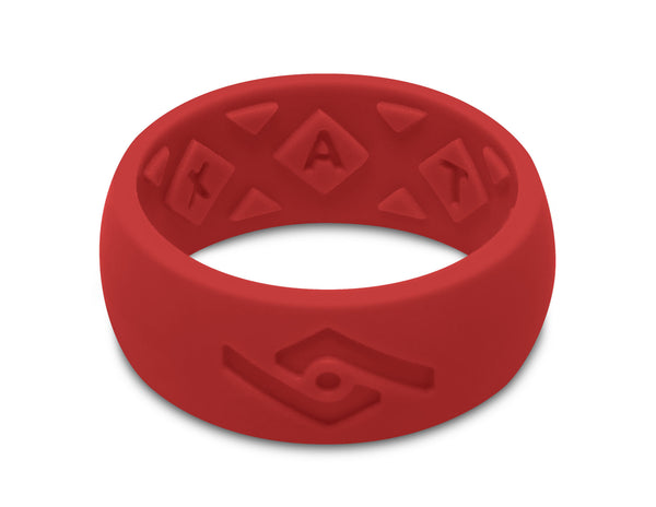 FX8 X-Vent Men's Silicone Ring | Cardinal