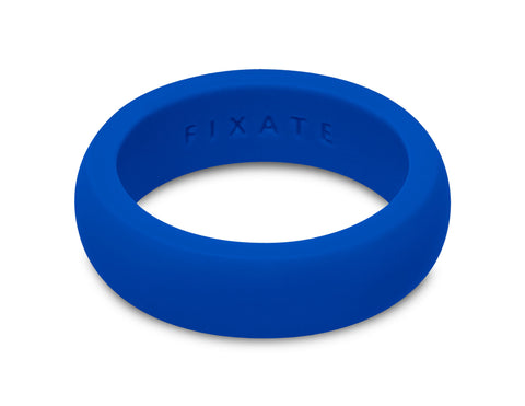 FX8 Stealth Women's Silicone Ring | Cobalt Blue