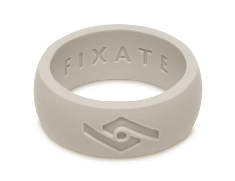 FX8 Men's Silicone Ring  | Cool Gray
