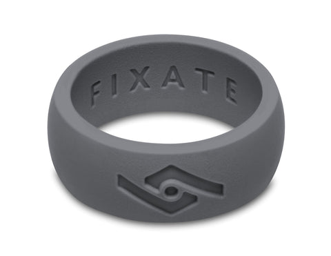 FX8 Men's Silicone Ring  | Dark Slate