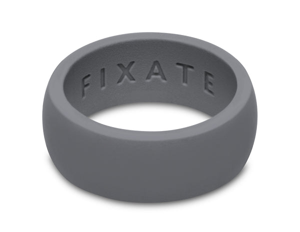 FX8 Stealth Men's Silicone Ring  | Dark Slate