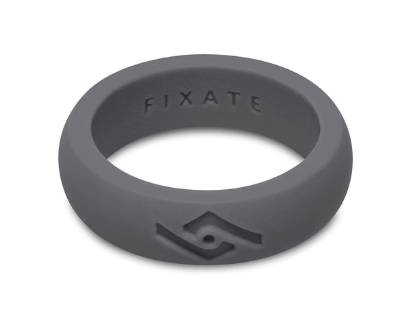 FX8 Women's Silicone Ring | Smoke