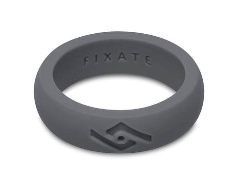 FX8 Women's Silicone Ring | Dark Slate