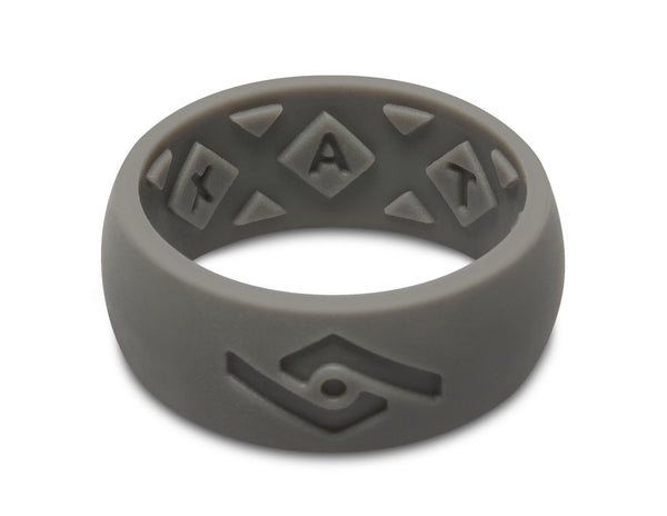 FX8 X-Vent Men's Silicone Ring | Dark Slate