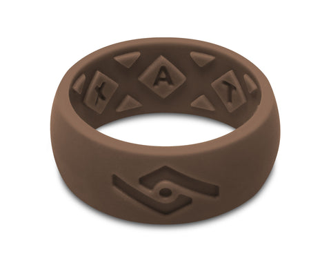 FX8 X-Vent Men's Silicone Ring | Earth