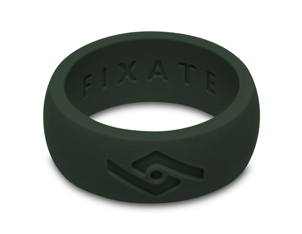 FX8 Men's Silicone Ring | Emerald