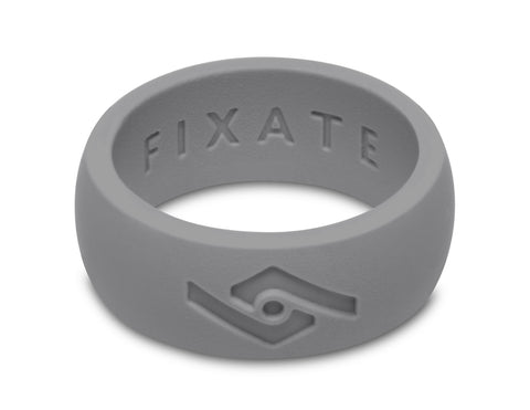 FX8 Men's Silicone Ring  | Light Gray