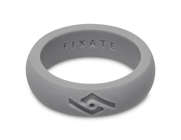 FX8 Women's Silicone Ring | Light Gray