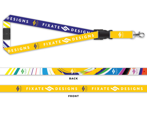 Apparel accessories fixate designs cabana lanyard malvernweather Choice Image