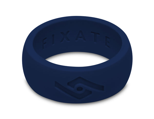 FX8 Men's Silicone Ring  | Navy