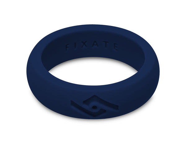 FX8 Women's Silicone Ring | Navy