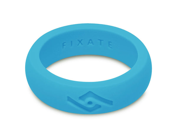 FX8 Women's Silicone Ring | Sky Blue