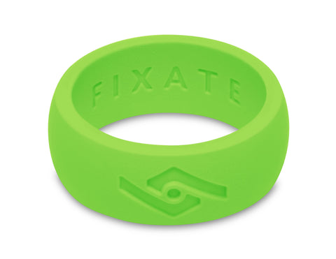 FX8 Men's Silicone Ring  | Neon Green