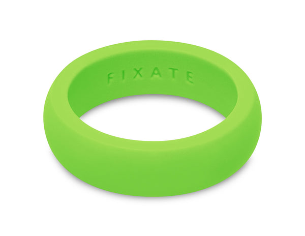 FX8 Stealth Women's Silicone Ring | Neon Green