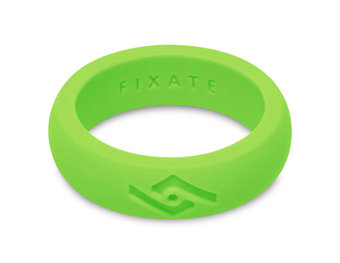 FX8 Women's Silicone Ring | Neon Green